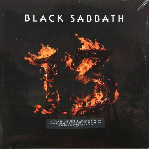 Black Sabbath Black Sabbath - 13 (2 LP) цена