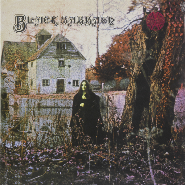 Black Sabbath Black Sabbath — Black Sabbath yookie y614 black