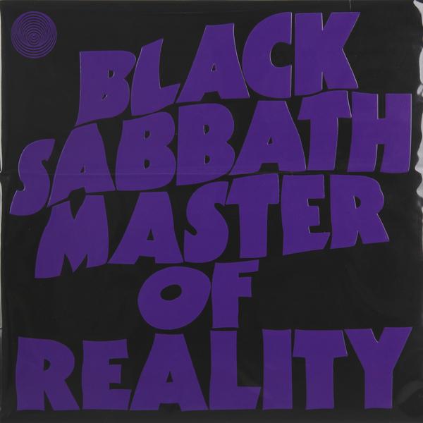 Black Sabbath Black Sabbath - Master Of Reality black sabbath black sabbath live evil