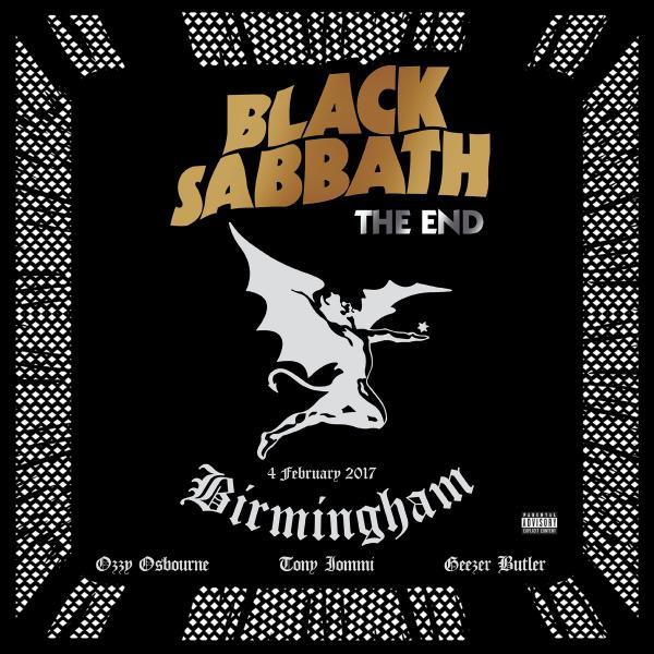 Black Sabbath Black Sabbath - The End (colour, 3 LP) толстовка wearcraft premium унисекс printio mac sabbath black sabbath