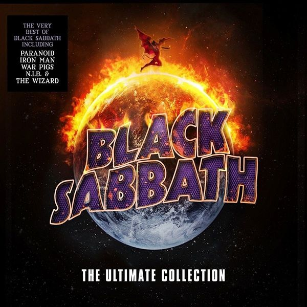 Black Sabbath Black Sabbath - Ultimate Collection (4 LP) adidas adidas rocket boost climaheat page 2