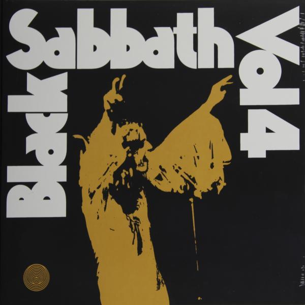 Black Sabbath Black Sabbath - Vol 4 black sabbath black sabbath black sabbath vol 4