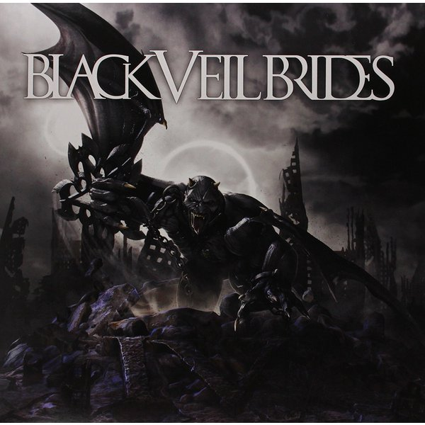 Black Veil Brides Black Veil Brides - Black Veil Brides through the veil
