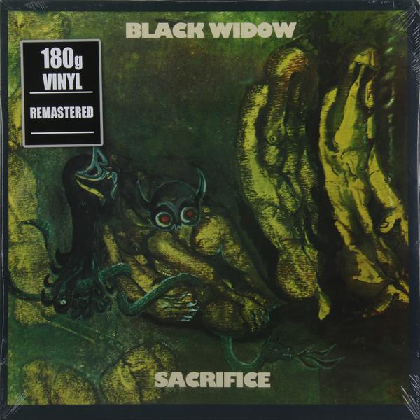Black Widow Black Widow - Sacrifice (180 Gr) the widow