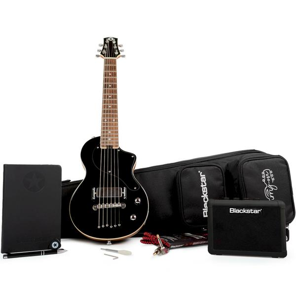 Гитарный комплект Blackstar Carry On Deluxe Black