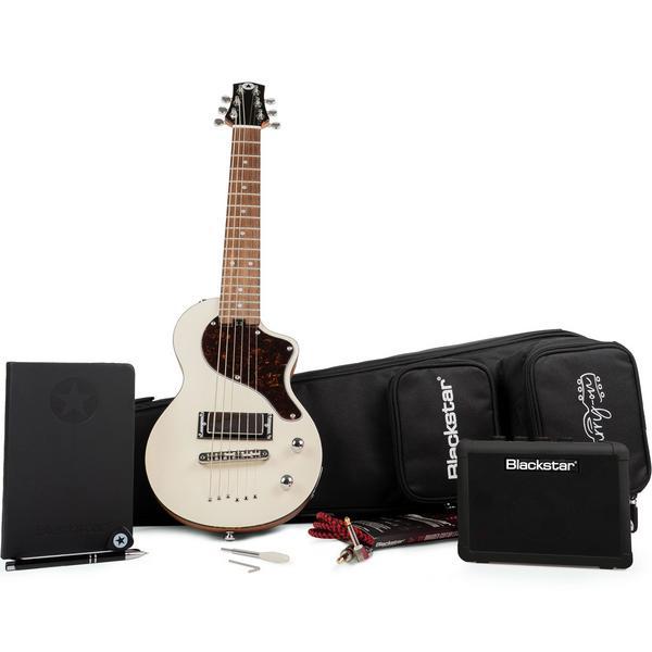 Гитарный комплект Blackstar Carry On Deluxe White