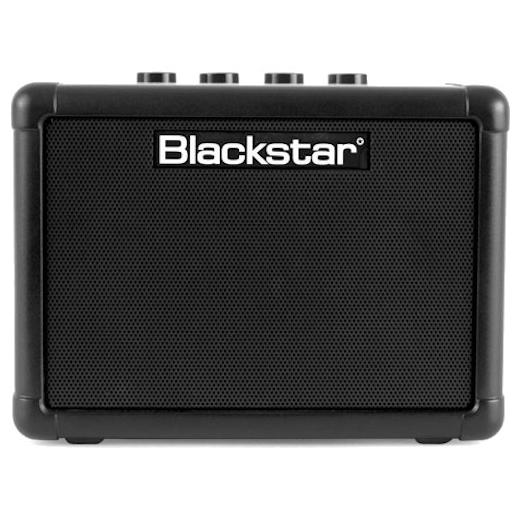 цена Гитарный мини-усилитель Blackstar Гитарный мини-комбоусилитель FLY3 Black онлайн в 2017 году