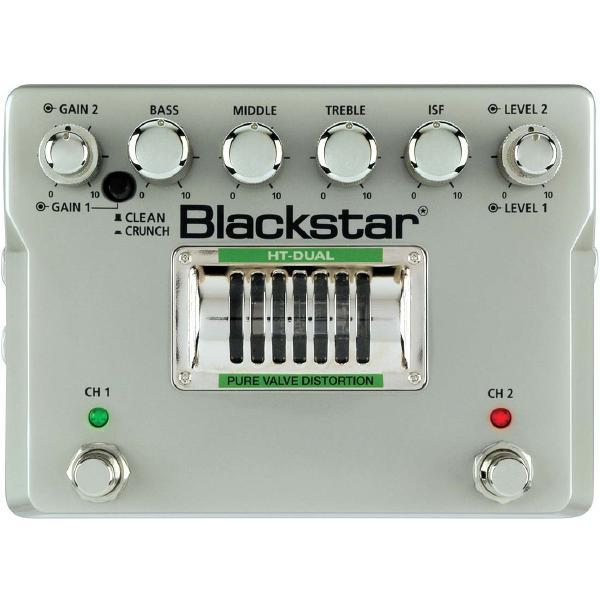 Педаль эффектов Blackstar HT-DUAL