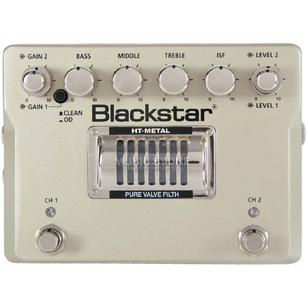Педаль эффектов Blackstar HT-METAL