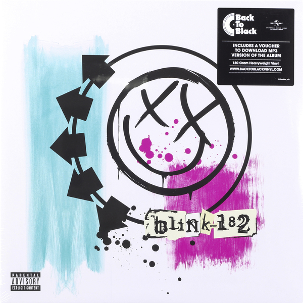 Blink 182 Blink 182 - Blink 185 (2 Lp, 180 Gr) blink 182 blink 182 the mark tom and travis show 2 lp