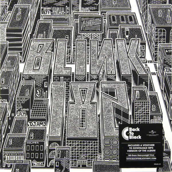 Blink 182 Blink 182 - Neighborhoods (2 Lp, 180 Gr) rebekka bakken rebekka bakken most personal 2 lp