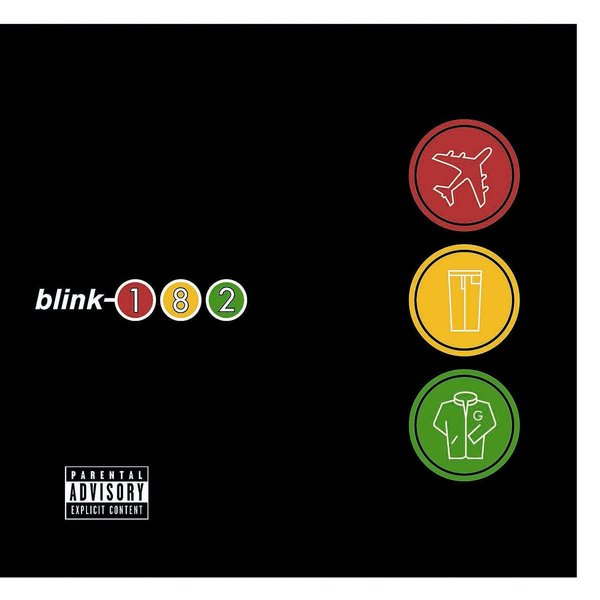 Blink 182 Blink 182 - Take Off Your Pants And Jacket (colour)