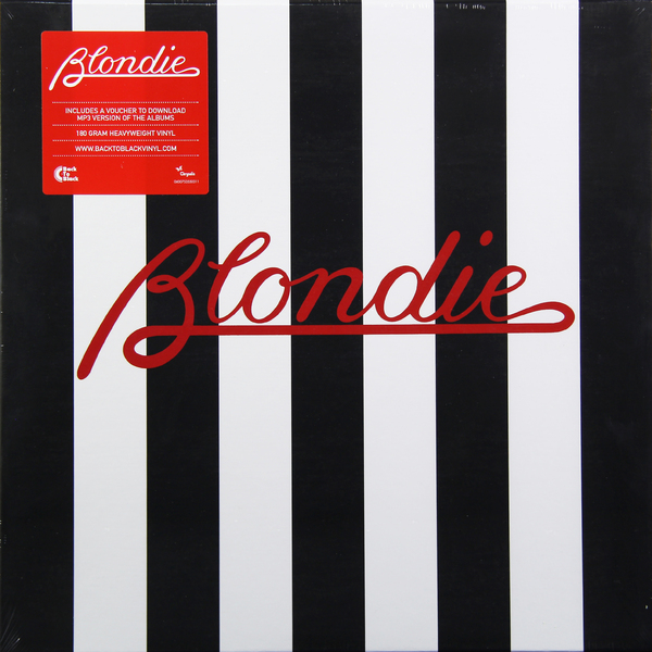 Blondie Blondie - Blondie Albums (6 Lp Box) blondie blondie 6 lp