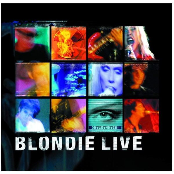 лучшая цена Blondie Blondie - Live (2 Lp + Cd)