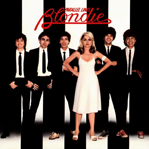 Blondie Blondie - Parallel Lines (colour) parallel lines