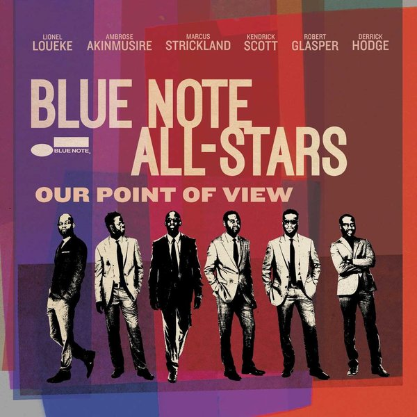 Blue Note All-stars Blue Note All-stars - Our Point Of View (2 LP) big book of stars