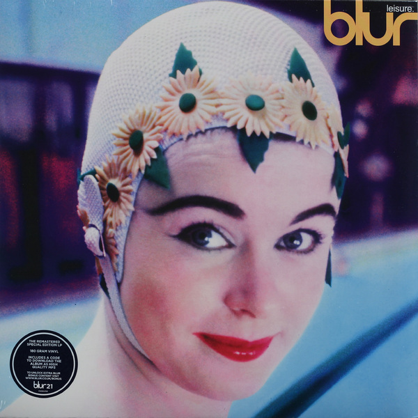 BLUR - Leisure (180 Gr)