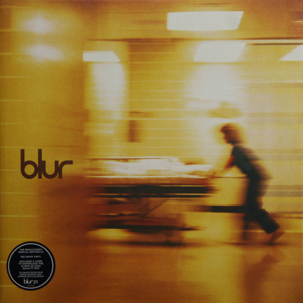 BLUR BLUR - Blur (2 LP) blur blur modern life is rubbish 2 lp 180 gr