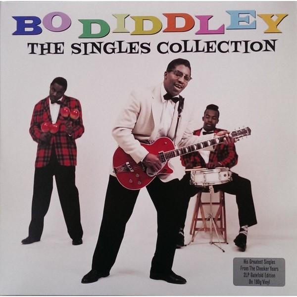 цена Bo Diddley Bo Diddley - The Singles Collection (2 LP)