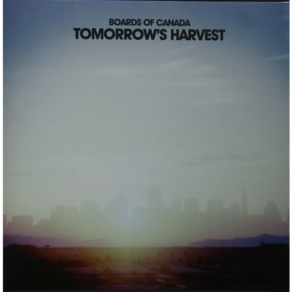 Boards Of Canada Boards Of Canada - Tomorrow's Harvest (2lp) шапка canada goose 6194l 67