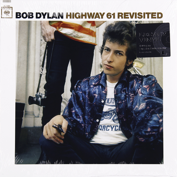 Bob Dylan Bob Dylan - Highway 61 Revisited (180 Gr) crossroads revisited cd