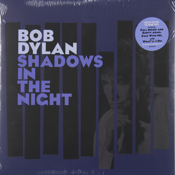 Bob Dylan Bob Dylan - Shadows In The Night cd bob dylan the bootleg series volumes 1 3 rare unreleased 1961 1991