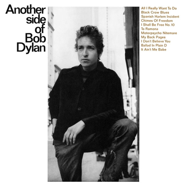 Bob Dylan Bob Dylan - Another Side Of Bob Dylan (180 Gr) bob dylan