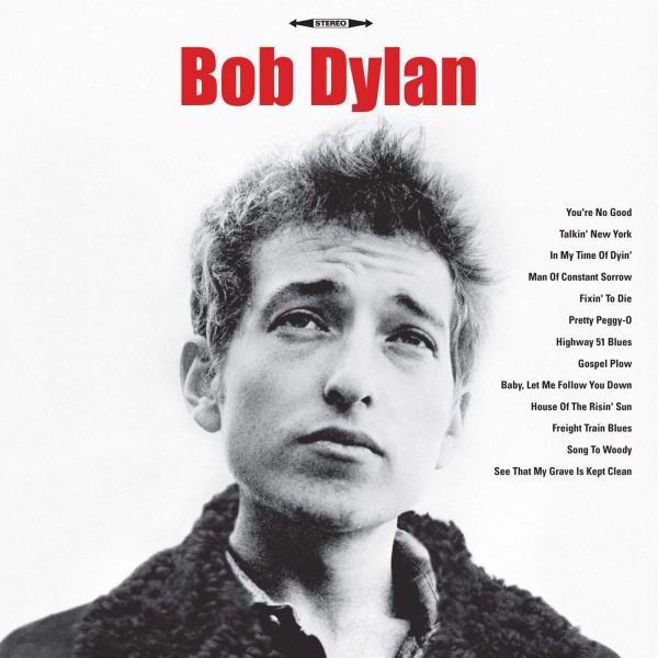 Bob Dylan Bob Dylan - Bob Dylan (180 Gr, Reissue) olof bjorner olof s files a bob dylan performance guide volume 6 1989 1990