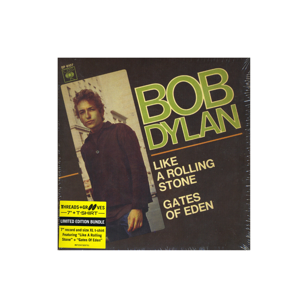 Bob Dylan Bob Dylan - Like A Rolling Stone - Gates Of Eden (7 ) футболка wearcraft premium slim fit printio los angeles