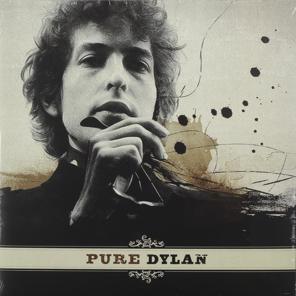Bob Dylan Bob Dylan - Pure Dylan. An Intimate Look At Bob Dylan (2 LP) свитшот print bar pantera skull and snake