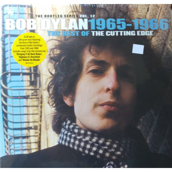 Bob Dylan Bob Dylan - The Best Of The Cutting Edge 1965–1966 (3 Lp + 2 Cd) bob dylan and the band bob dylan and the band the bootleg series vol 11 the basement tapes complete special deluxe 2 cd 3 lp