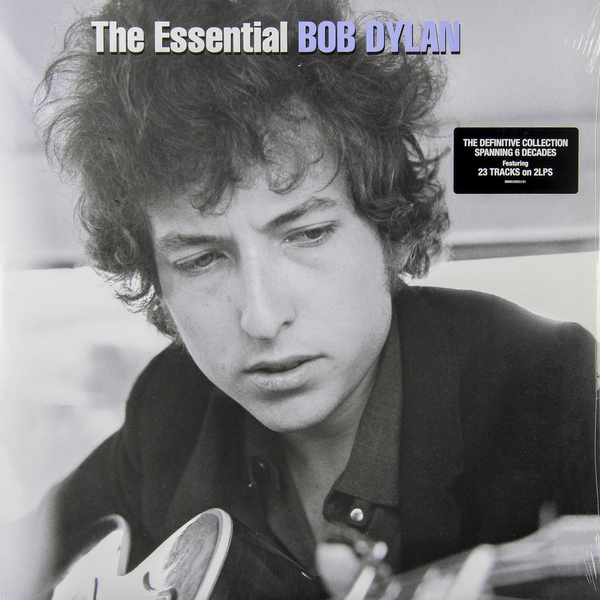 все цены на Bob Dylan Bob Dylan - The Essential Bob Dylan (2 LP)