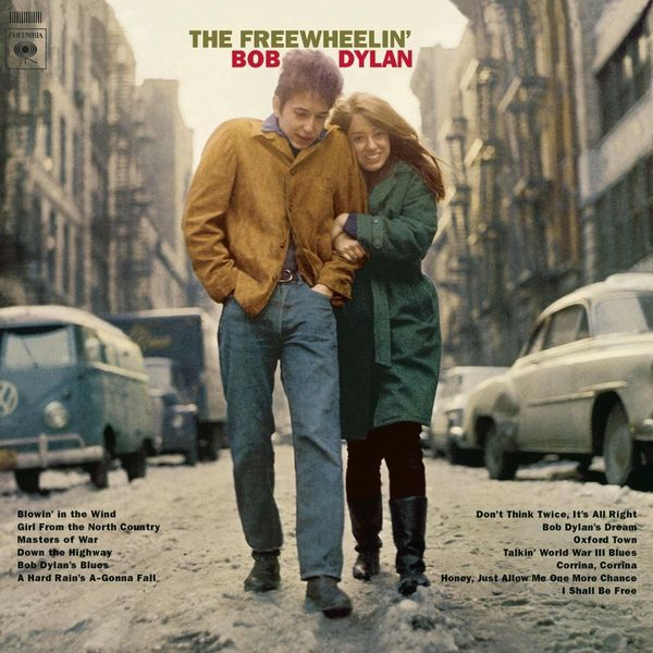 Bob Dylan Bob Dylan - The Freewheelin' Bob Dylan (180 Gr) купить