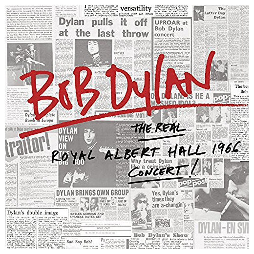 Bob Dylan Bob Dylan - The Real Royal Albert Hall 1966 Concert (2 LP)