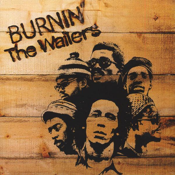 Bob Marley Bob Marley - Burnin'