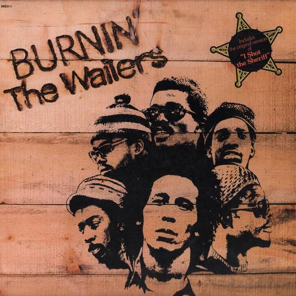 Bob Marley - Burnin (half Speed, Limited)