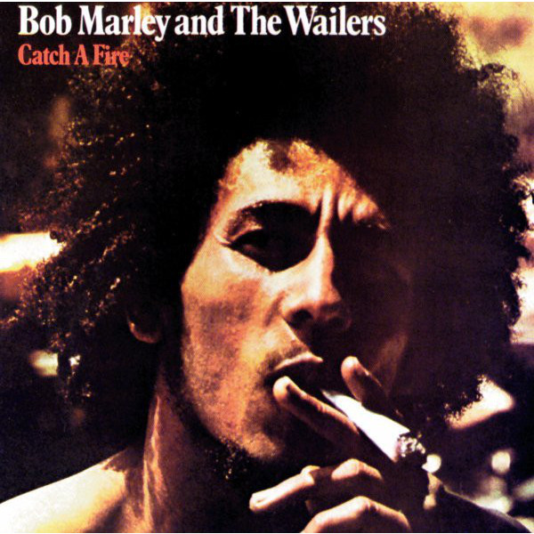 Bob Marley Bob Marley - Catch A Fire стоимость
