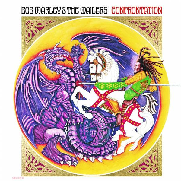 Bob Marley - Confrontation (half Speed, Limited)