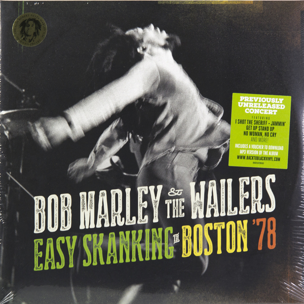Bob Marley - Easy Skanking In Boston 78 (2 LP)