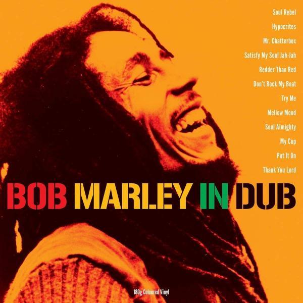 Bob Marley - In Dub (180 Gr, Colour)
