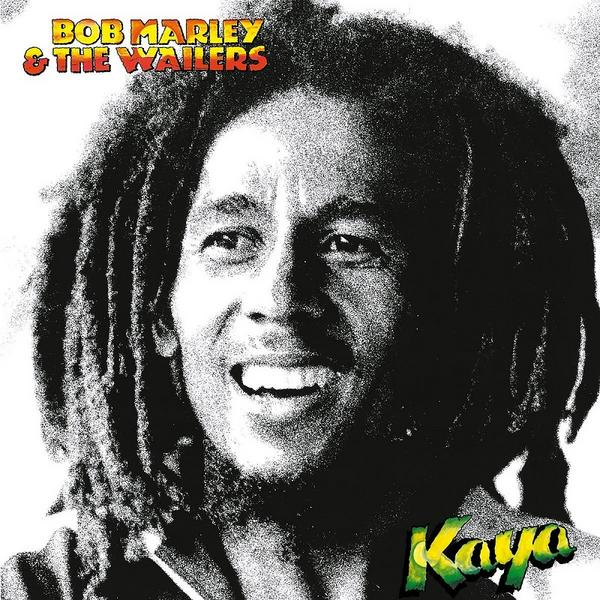Bob Marley - Kaya (half Speed, Limited)