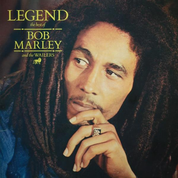 Bob Marley - Legend (half Speed, Limited)
