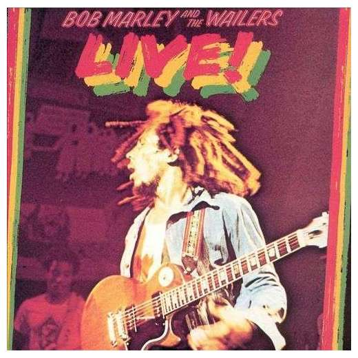 Bob Marley Bob Marley - Live! гарнитура marley positive vibration em jh011 dn denim