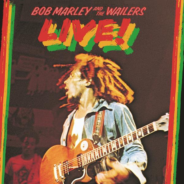 Bob Marley - Live! (half Speed, Limited)