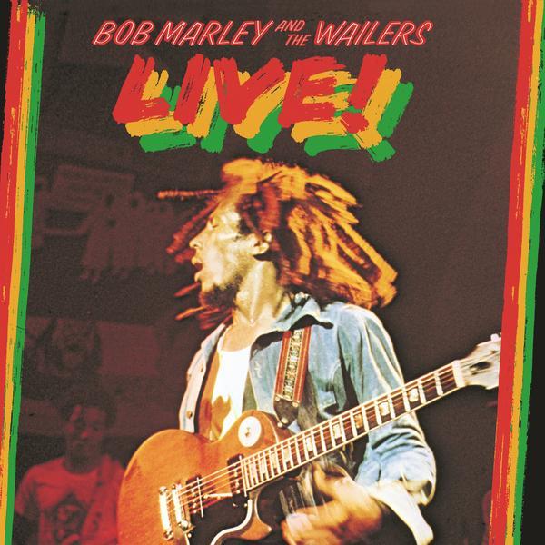 Bob Marley - Live! (half Speed, Limited)