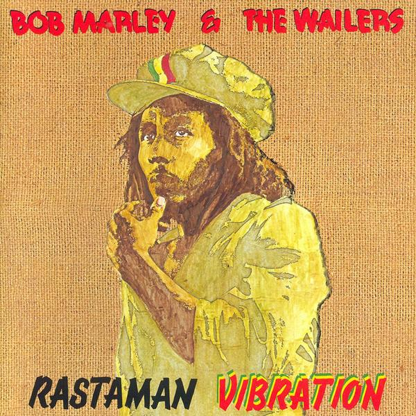 Bob Marley - Rastaman Vibration (half Speed, Limited)
