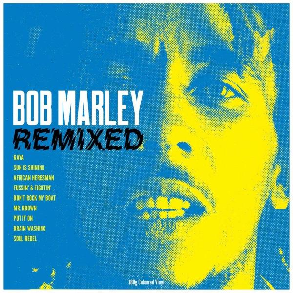 Bob Marley - Remixed (180 Gr, Colour)