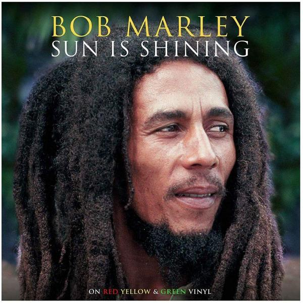 Bob Marley - Sun Is Shining (colour, 180 Gr, 3 LP)