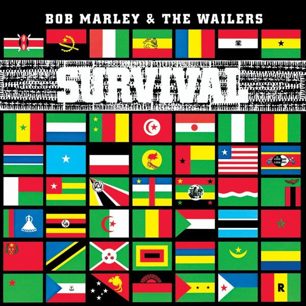 Bob Marley - Survival (half Speed, Limited)