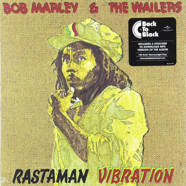 Bob Marley The Wailers - Rastaman Vibration (180 Gr)